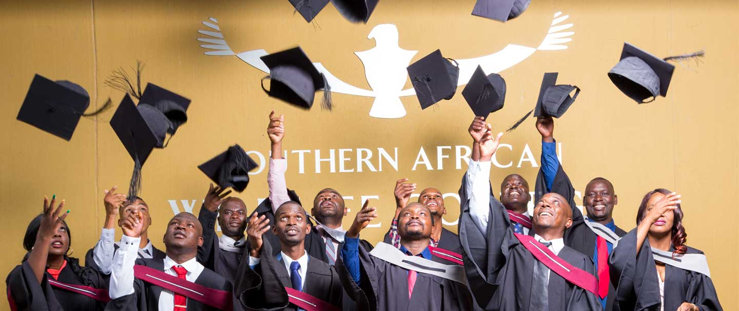 Southern African Wildlife College graduation 2017
