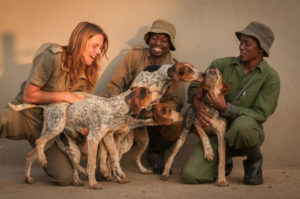 Johan van Straaten, tracking dogs, anti-poaching, southern african wildlife college, K9 unit